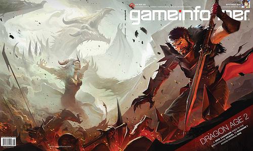 Portada Agosto Game Informer